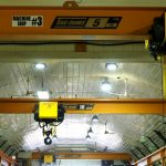 Teko Cranes mean safety & efficiency