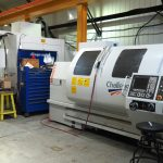 Modern CNC Machines & Lathes