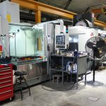 Modern & HAAS Vertical Machining Centers